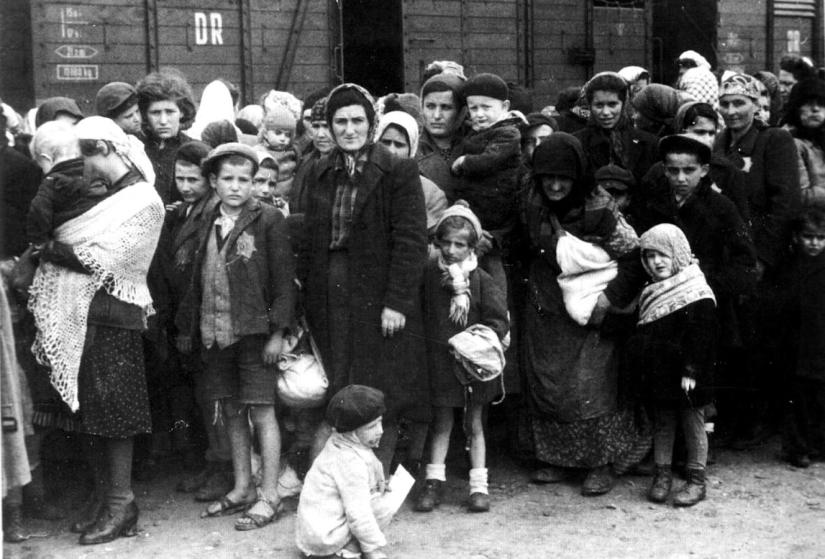 Holocaust photo