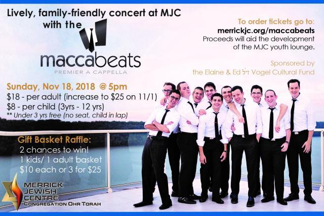 maccabeats090518